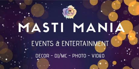 Masti Mania presents Bollywood Masti - Silent Disco  tickets