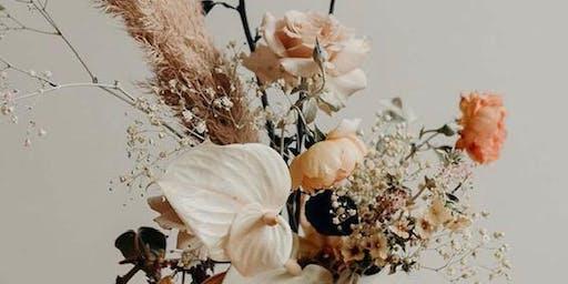 SEPT 19 | Beginner Centerpiece Floral Design, Incorporating Dried Florals