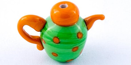Bead Making Level One Workshop: Teapot Beads | 2020 tickets
