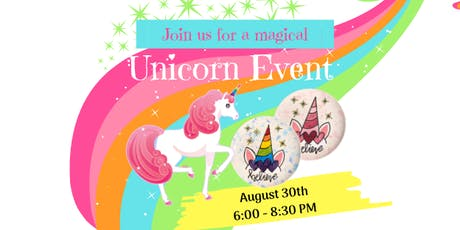 Magical Unicorn Event - August 30 tickets