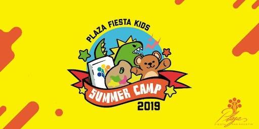 Plaza Fiesta Summer Camp - 2da Edición