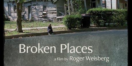 Broken Places Documentary Screening tickets