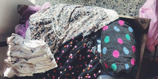 Upcycling und Kleidertausch