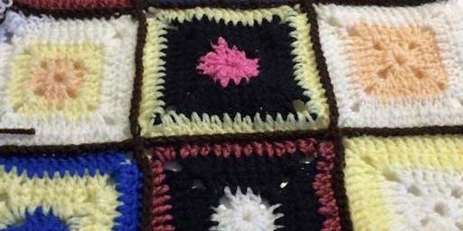 Crochet Granny Square Workshop