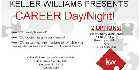 Career Day/Night tickets