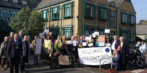 Teignbridge Climate Emergency, Public Meeting