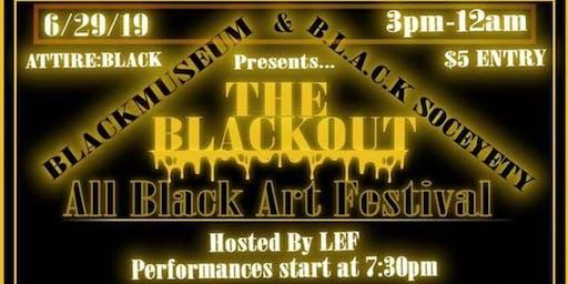The Black Musem Art Festival