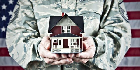 Active Duty/Veterans and Family  - Building Wealth with a VA Loan tickets