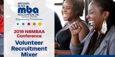 NBMBAA Conference 2019 Volunteer Recruitment Mixer tickets