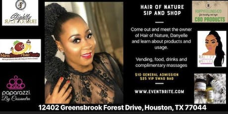 Hair of Nature Meet and Greet tickets