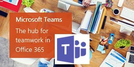 Microsoft Teams Onsite Training @ Sunnybrook MOB ARC Conf Room  tickets