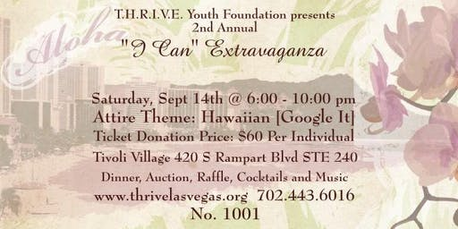 """I CAN"" Extravaganza"