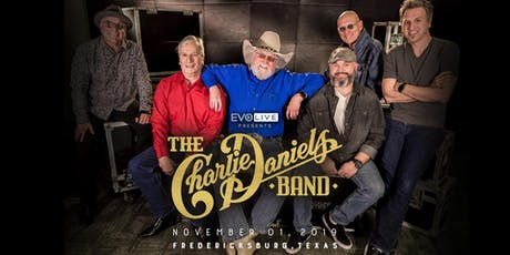Charlie Daniels Band with Scooter Brown Band & Copper Chief tickets