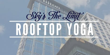 Rooftop Yoga tickets