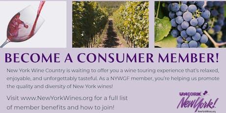 WineVine Online Wine Club tickets