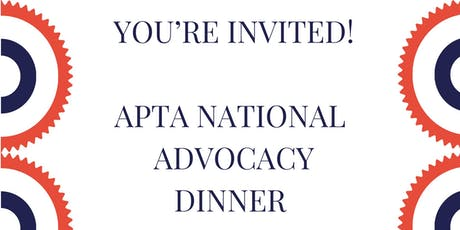 National Advocacy Dinner tickets