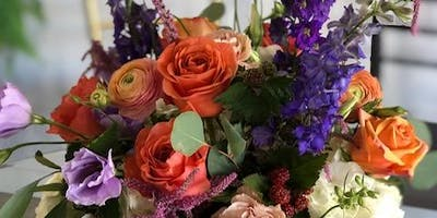 AUG 8   Intermediate Vase Design: Summer Theme