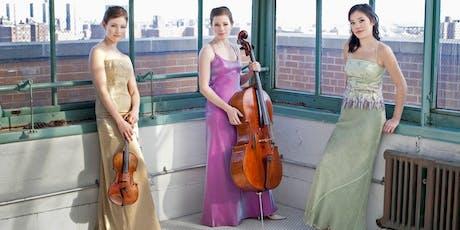 Claremont Trio tickets