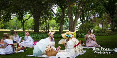 The Winnipeg Pride & Prejudice Picnic 2.0 tickets