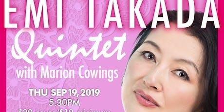 Emi Takada tickets