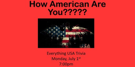 Everything USA Trivia