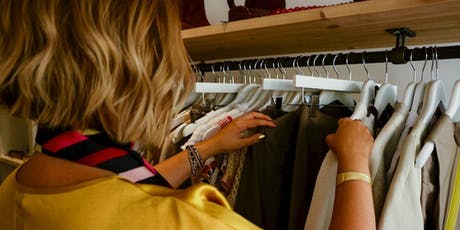 HOW TO MAKE YOUR LOVE OF CLOTHES WORK FOR YOU - LONDON tickets