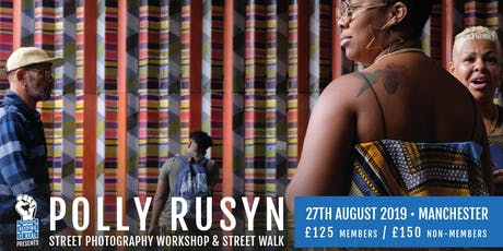 Photographers Keeping it Real presents - Polly Rusyn tickets