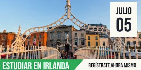 Estudiar inglés y trabajar en Irlanda (Segunda fecha) entradas
