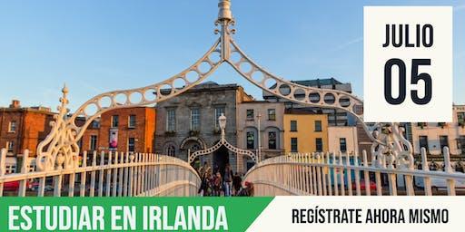 Estudiar inglés y trabajar en Irlanda (Segunda fecha)