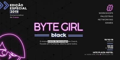 Byte Girl Black