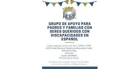 JUSTin Hope Foundation Grupo de Apoyo en Español tickets