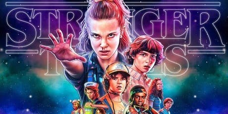 Stranger Things 80s Party tickets