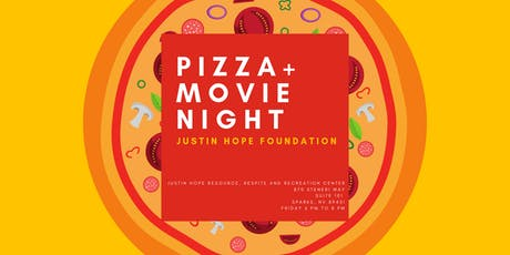 Pizza & Movie Night at JUSTin Hope  tickets