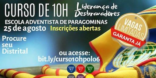 Curso de 10h - Polo VI (líder de Desbravadores)