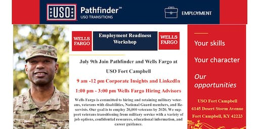 Employment Readiness with Wells Fargo