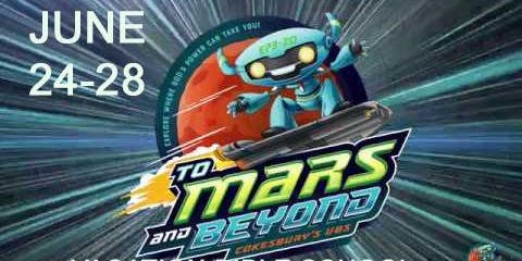 Belton FUMC To Mars and Beyond Vacation Bible School