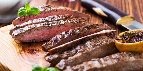 Steak House Night Cooking Class tickets