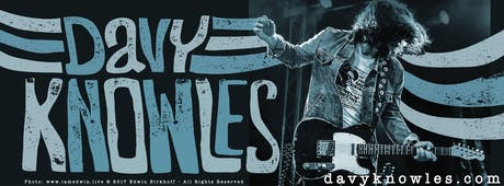 Davy Knowles @ Park Theatre tickets
