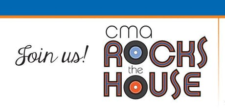 2019 CMA Rocks The House tickets