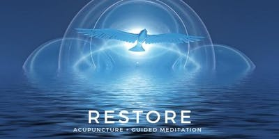 RESTORE: Acupuncture and Guided Meditation Event