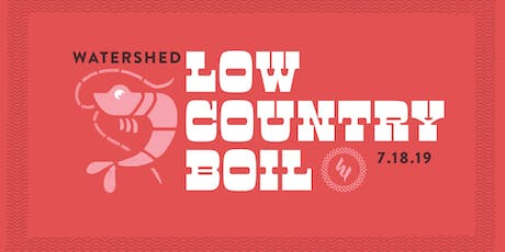 Watershed Lowcountry Boil tickets