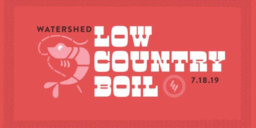 Watershed Lowcountry Boil