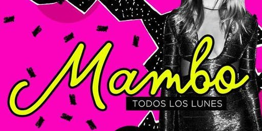 Monday Mambo at Opium Free Guestlist - 7/29/2019