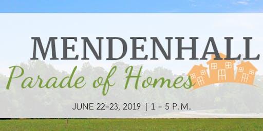 Mendenhall Parade of Homes