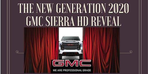 The New Generation 2020 GMC Sierra HD Reveal
