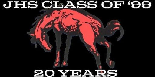 JHS Class of '99 Reunion