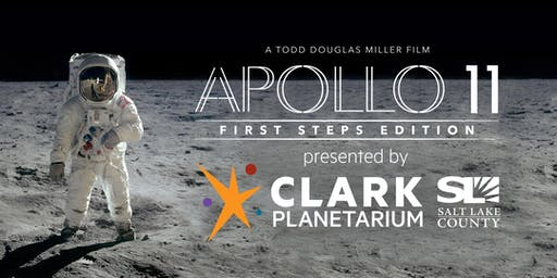 Salt Lake County Apollo 11 Employee Movie Night