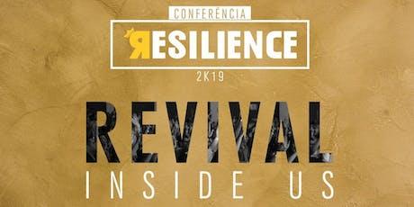 Conferência Resilience 2019 ingressos
