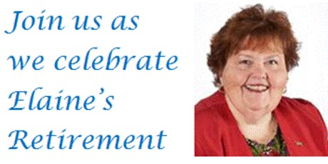 You're Invited to a Retirement Luncheon for Elaine Bergeron tickets