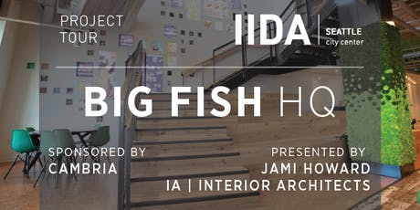 Seattle Project Tour | Big Fish HQ tickets